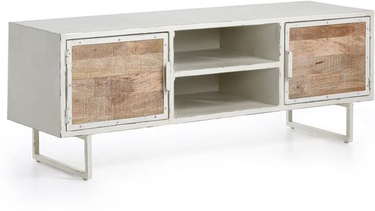 Metalen Tv Kast : Betonlook tv meubel